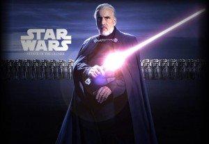 Star Wars 6 comte dooku
